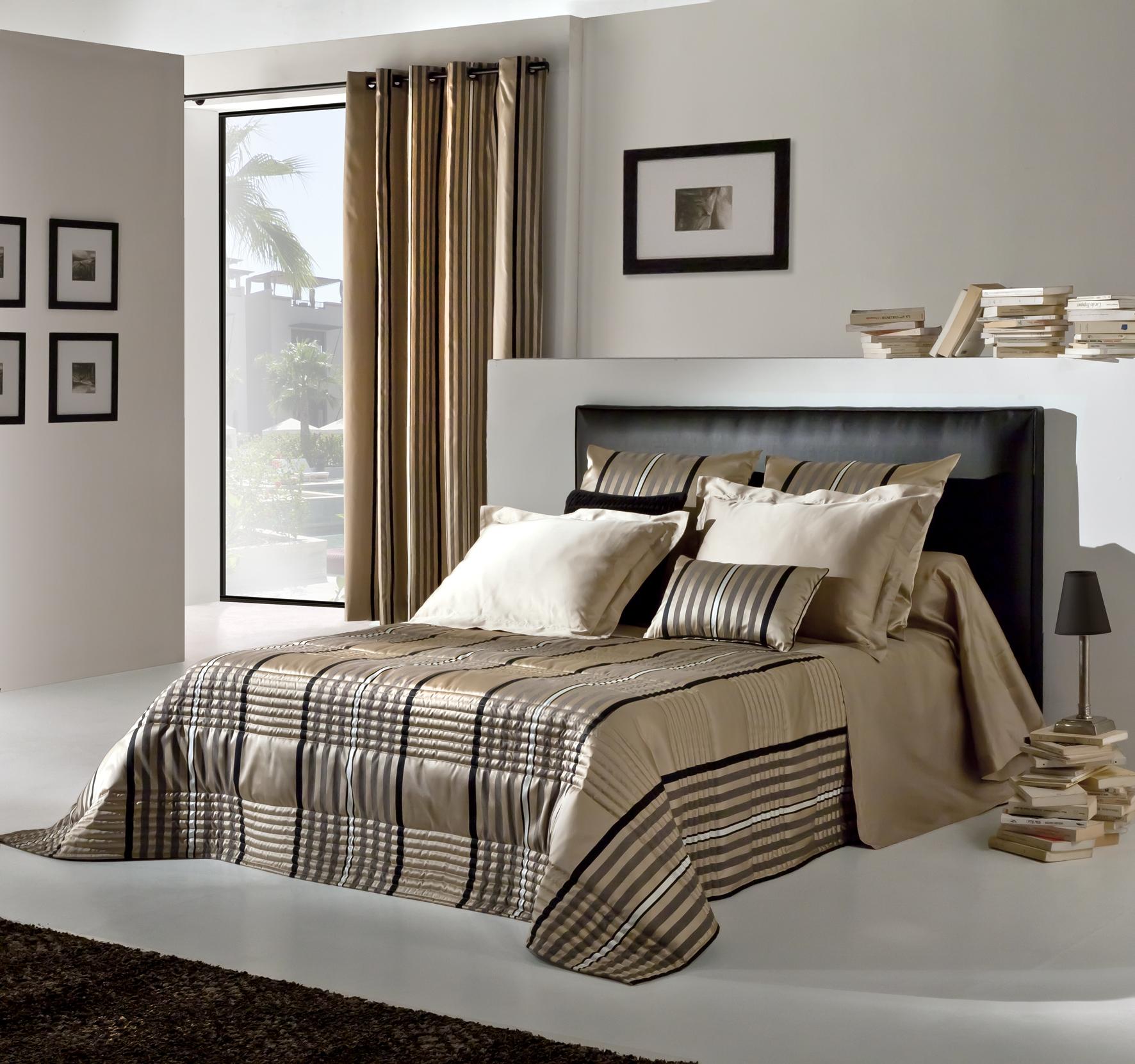 couvre lit club sand michel viaud couturier de la maison. Black Bedroom Furniture Sets. Home Design Ideas