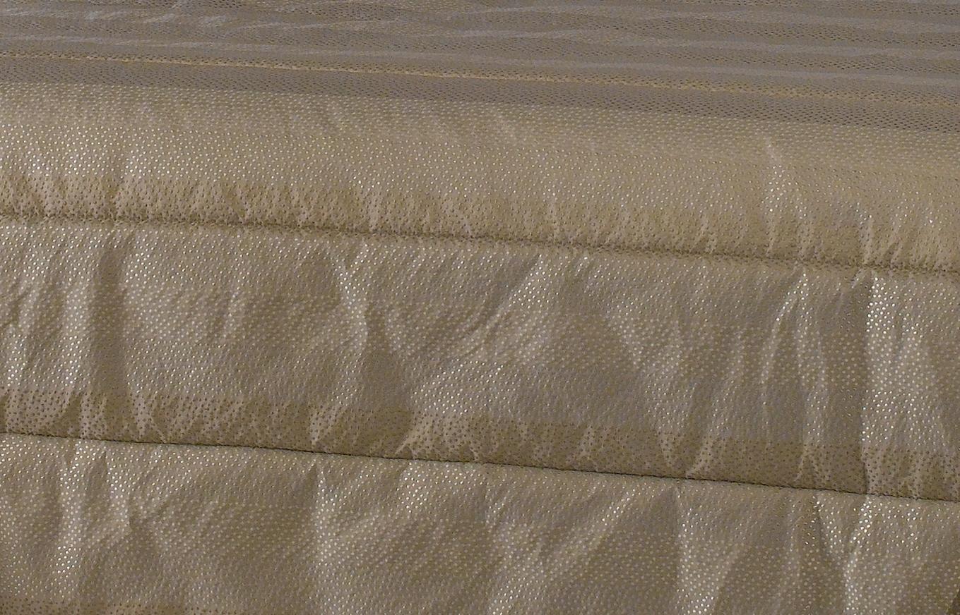 couvre lit dunes michel viaud couturier de la maison. Black Bedroom Furniture Sets. Home Design Ideas