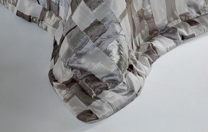 couvre lit frou frou michel viaud couturier de la maison. Black Bedroom Furniture Sets. Home Design Ideas