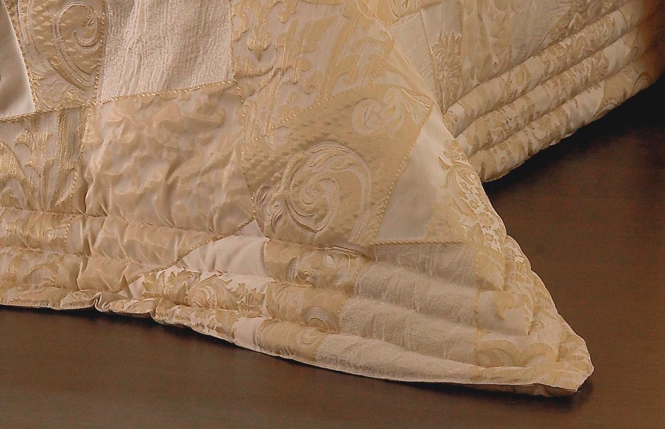 couvre lit palladio michel viaud couturier de la maison. Black Bedroom Furniture Sets. Home Design Ideas